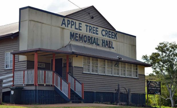 GHOST STORIES: The Down Under Spirit team looked into the ghosts of Apple Tree Creek.