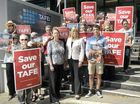Labor MPs have slammed the Nationals for allowing Murwillumbah TAFE to be earmarked for sell-off.
