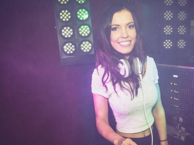DJ Kate Foxx.
