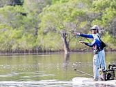 SEQWATER rangers will be on patrol throughout the summer period, with thousands of boaties expected to flock to the region's dams.