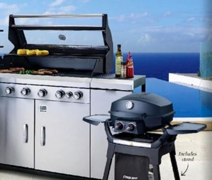 Need a new BBQ? This one will set you back $499 at Aldi