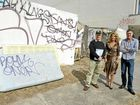 Kingscliff construction site hit with graffiti and trashed