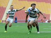 THE IPSWICH Jets want to play in the Auckland Nines. And they reckon they could win it if they did.
