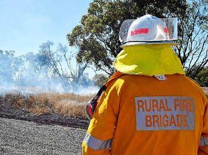 Dry conditions a concern for bushfire season