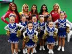 TRAVEL dramas of football fans trying to make it to Sunday's NRL grand final have extended to one of the team's official cheerleading squads.