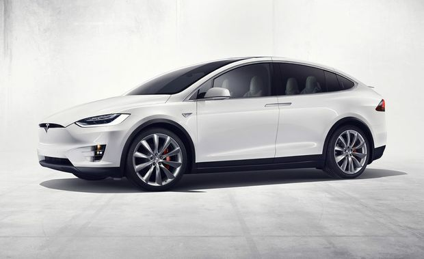 X RATED: Model X is on sale in America in top spec guise for US$132,000 (AU$187,000). $100k cheaper than a Porsche Cayenne Turbo S, and quicker too.
