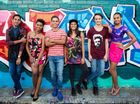 CHRISTINE Anu is the mother hen in indigenous series Ready For This. The show follows gifted teens whose sporting and artistic talents bring them to Sydney.