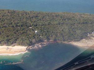 Professor links Inskip 'sink hole' to sand saturation