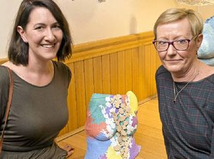 Exhibition celebrates spirit of women with breast cancer