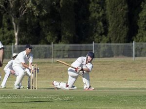 University host Trojans in A-grade cricket
