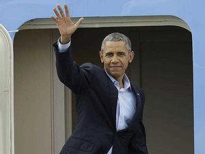 Obama jokingly 'suggests' Kanye for House Speaker