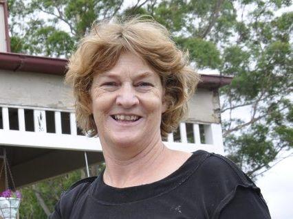 Christine Blackmore.