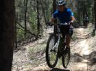 Mountain bike riders of all levels take on the trails at the launch of the Caloundra Off Road Cycling Association.