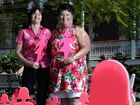 Sea of pink points out cancer awareness work