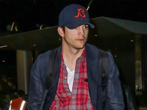 Ashton Kutcher's surprise for in-laws