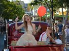 Gympie Gold Rush Parade. October 17, 2015.Photo Patrick Woods / Gympie Times