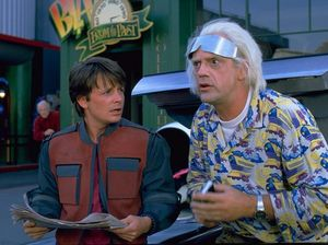 Aussie fans among first to celebrate Back to the Future Day