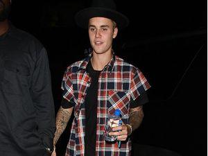 Justin Bieber sued for 100k