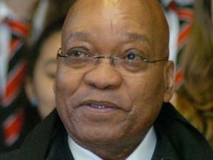 South Africa's President in serious trouble