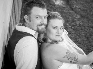 Ipswich Bride and Groom