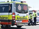TWO motorists were lucky to escape serious injury after a early morning crash in Goodna.