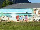 Owen's vandalised surf mural set to be restored by artist