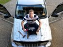 """ASHTON Wood's YouTube clip expressing his fury at receiving a """"lemon"""" Grand Cherokee Jeep from Fiat Chrysler Australia has attracted more than 300,000 viewers."""