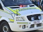 Serious motorcycle crash on Southern Downs
