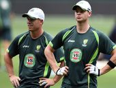 India beware – the Australian batsmen feel they are capable of getting better.