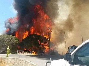 Bushfire danger period starts tomorrow