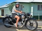 63-year love affair for bike