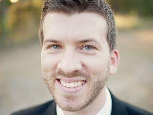 Division three candidate Paul Truscott