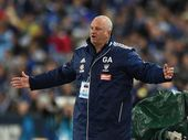 SYDNEY FC coach Graham Arnold is wary of taking on a struggling Perth in tonight's A-League clash at nib Stadium.