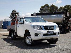 Police hunt thieves after Nissan Navara is stolen in Gladstone
