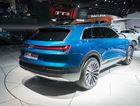 Audi e-tron Quattro Concept at the 2015 Los Angeles Auto Show. Photo: Contributed