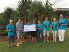 COOLUM and North Shore Coast Care (CaNSCC) were the  recipients of an incredibly generous donation .