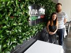 A YOUNG Bundaberg couple have decided to take on the restaurant world, re-opening Viva Italia on Bourbong St.