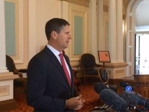 Lawrence Springborg slams Police Minister Jo-Ann Miller