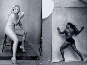 Pirelli shuns supermodels for Serena Williams, Amy Schumer