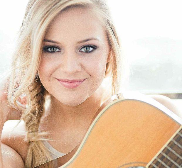HEADED HERE: American country music singer Kelsea Ballerini.