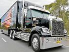 THE Freightliner Coronado formula was jointly hatched by US and Australian engineers several years ago.