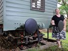 Old Queenslander comes with bonus mystery train carriage