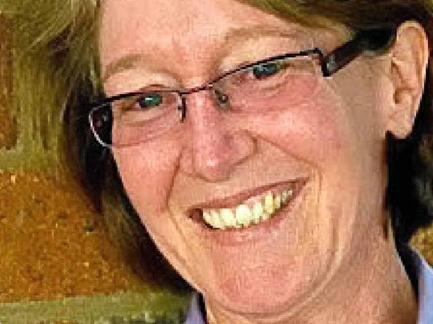 SADLY MISSED; Kathryn Johnson was laid to rest yesterday in Toowoomba.