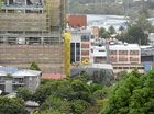 Storm damaged Lismore Hospital site remains off-limits