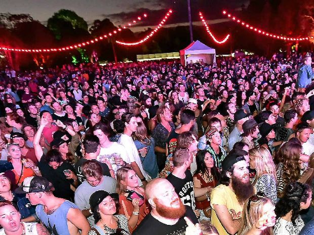 ANTI-DRUG CULTURE: Organisers of major Sunshine Coast music festivals say there is no need for on-site drug testing of patrons.