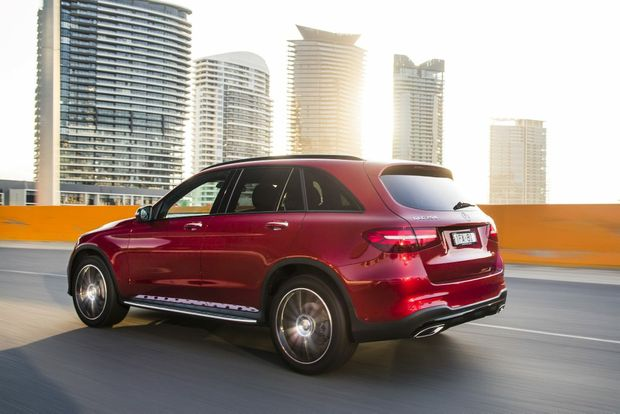 Mercedes benz glc road test and review sunshine coast daily for Mercedes benz suv models list