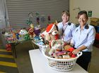 Prisoners playing the role of Santa for needy families