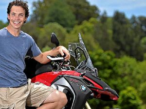 Top rider warns of speed after man caught 54kmh over