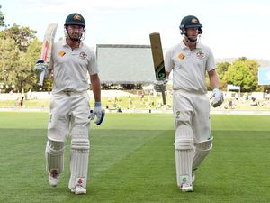 Marsh's ton gives selectors headache
