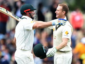 Marsh, Voges now sitting among the game's greats